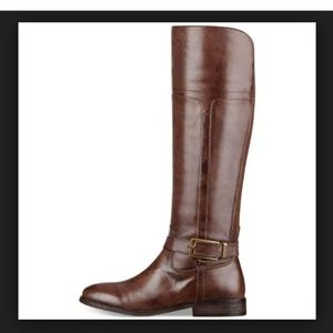 a31bdba3543 Women Marc Fisher Wide Calf Boots on Poshmark